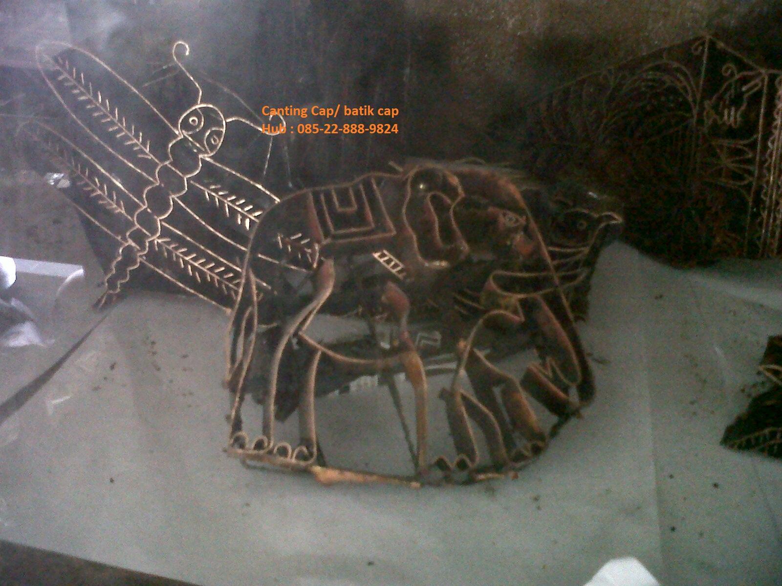 jasa pembuatan canting cap  Jual Alat Batik Jogja