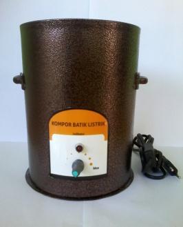kompor batik listrik